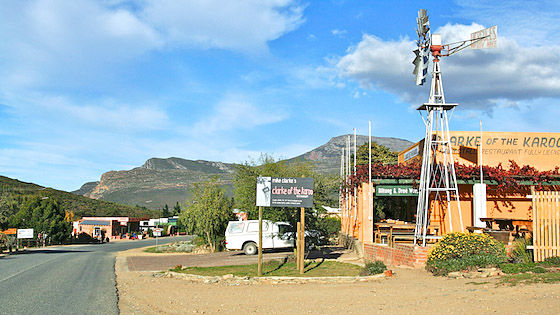 Rondreis Zuid-Afrika Kleine Karoo Route 62 Barrydale