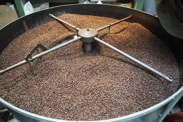 Rondreis Colombia Quindio Koffieregio koffiebonen nadat ze gebrand zijn