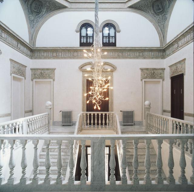 Palacio de los Patos Granada trappenstelsel