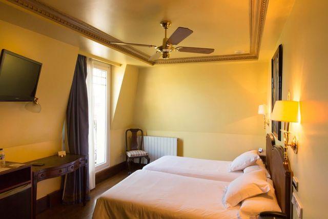 Viura Villabuena de Alava slaapkamer