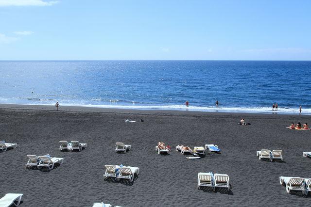 Strand Canarische Eilanden Tenerife
