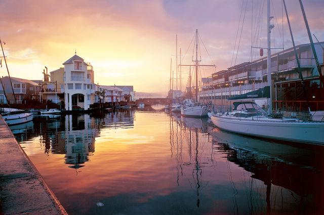 Rondreis Zuid-Afrika Plettenberg haven