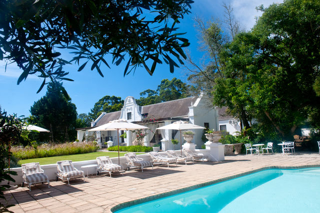 Rondreis Zuid-Afrika Lairds Lodge Plettenberg