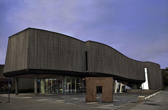 Kunstmuseum Lillehammer Oppland Noorwegen