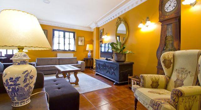 Apartamentos Capriccio Santillana del Mar kamer
