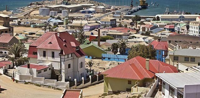 Rondreis Namibië, Luderitz