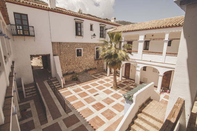 Hacienda Minerva Zuheros plein