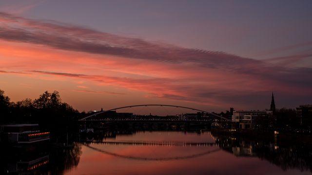 Brug Maastricht Limburg Nederland