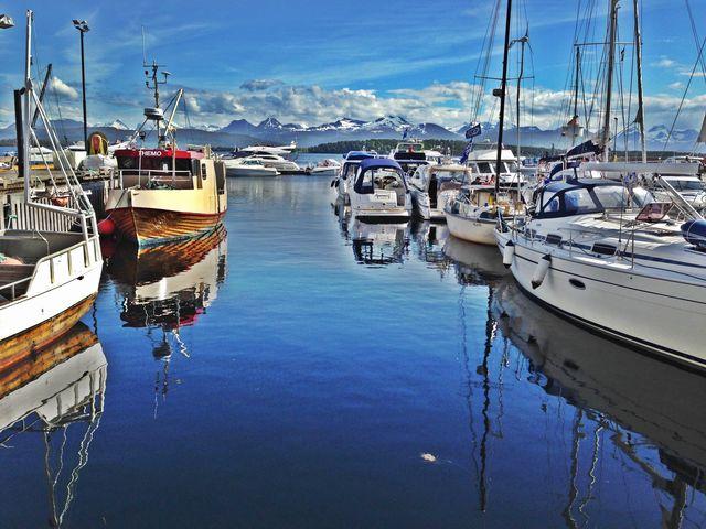Haven Molde Møre og Romsdal Noorwegen