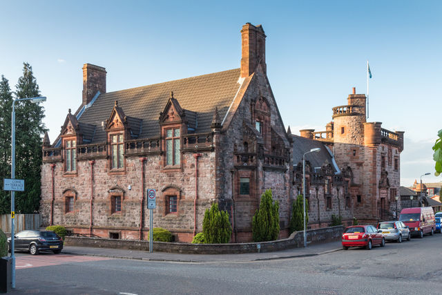 Kerk Alexandria Schotland