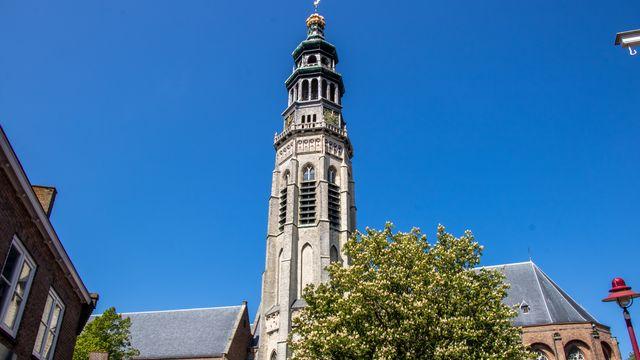 Nieuwe Kerk Middelburg Zeeland Nederland