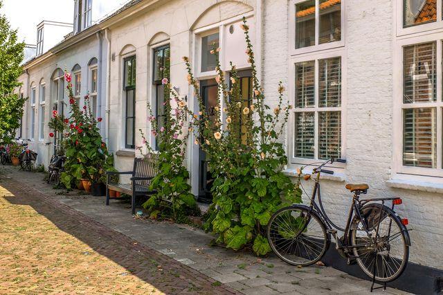 Huis Middelburg Zeeland Nederland