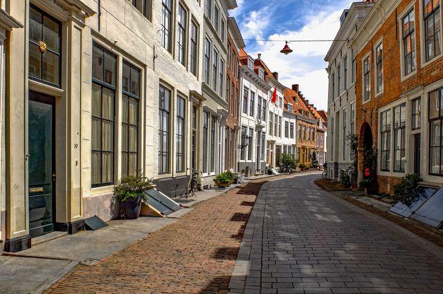 Middelburg Zeeland Nederland