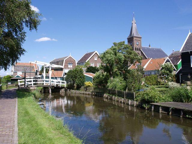 Monnickendam Noord-Holland Nederland
