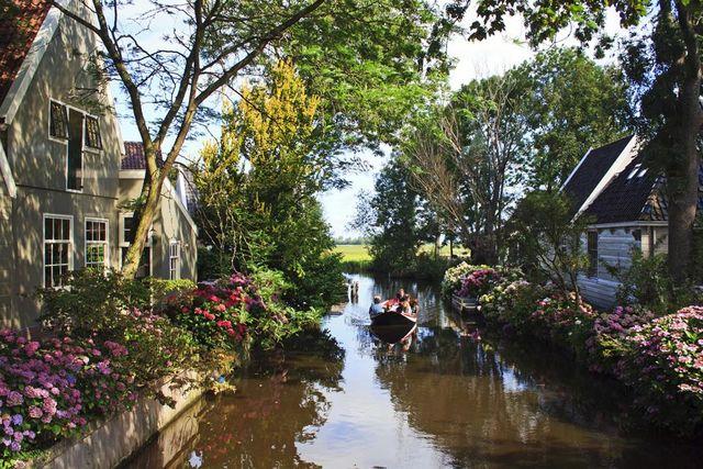 Varen Monnickendam Noord-Holland Nederland