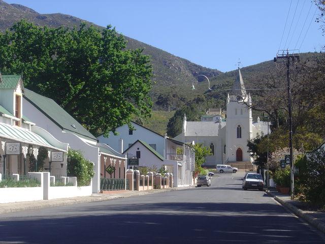 Rondreis Zuid-Afrika Kleine Karoo Montagu