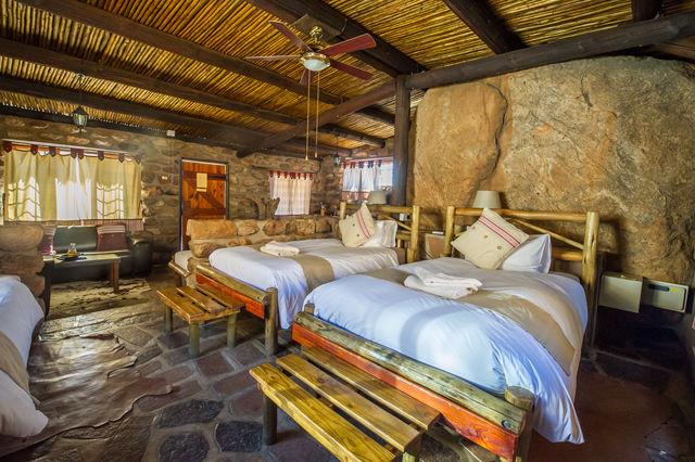 Rondreis Namibie Klein Aus Villa Easgle's Next familiekamer