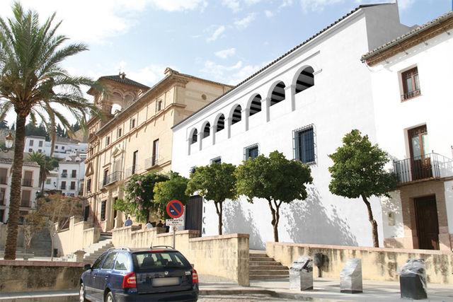 Antequera Museo de la ciudad Andalusië