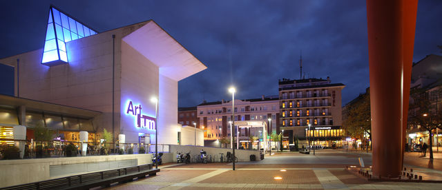 Rioja Museum Arte Contemporaneo Artium