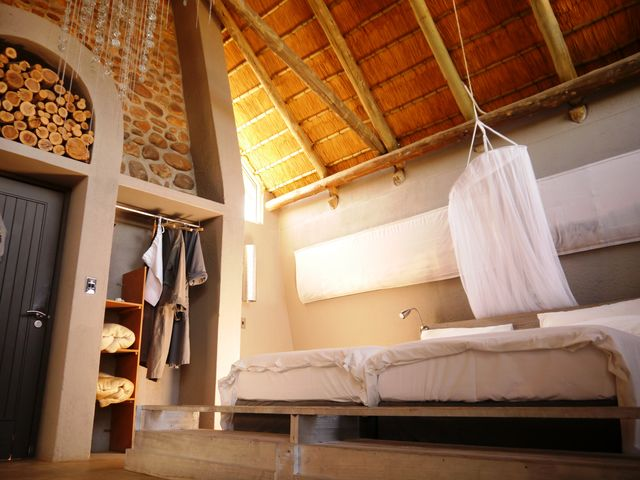 Rondreis Namibie Naankuse wildlife and sanctuary chalet