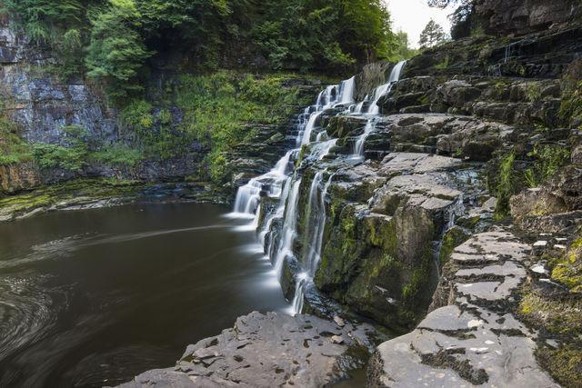 Waterval Glasgow Schotland