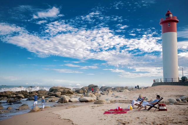 Rondreis Zuid-Afrika Umhlanga Oyster Box