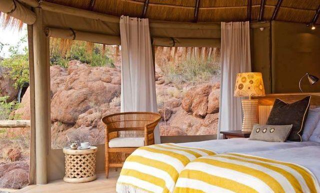 Rondreis Namibië Etosha Onguma Tree Top