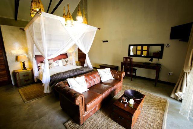 Rondreis Namibië Otjiwa Safari Lodge