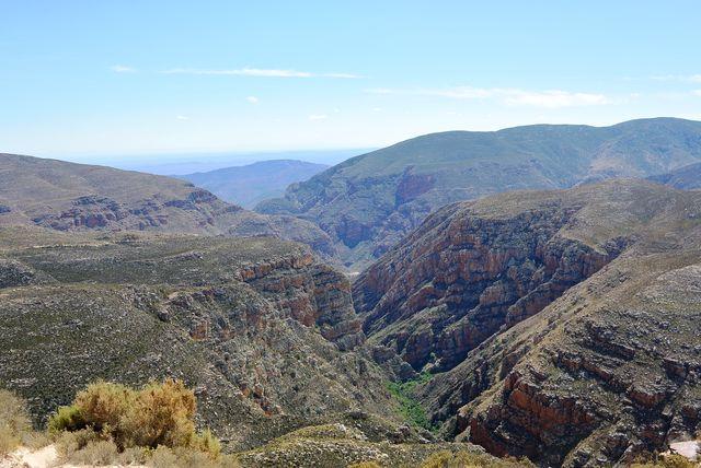 rondreis zuid-afrika oudtshoorn Swartbergen