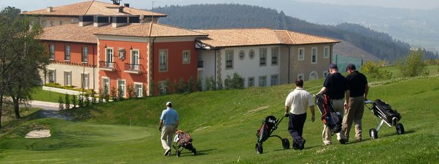 Palacio Urgoiti Mungia golf