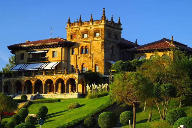 Bilbao Palacio Lezema Leguiza Getxo