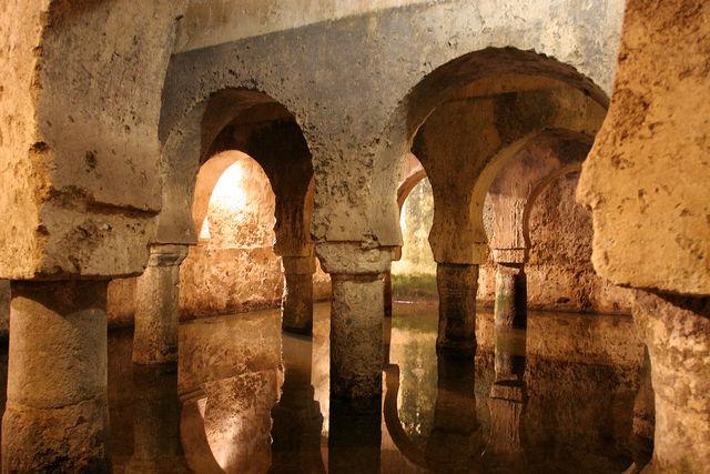 Palacio de las Veletas Cáceres Spanje
