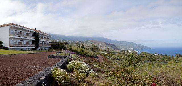 Parador de la Palma uitzicht