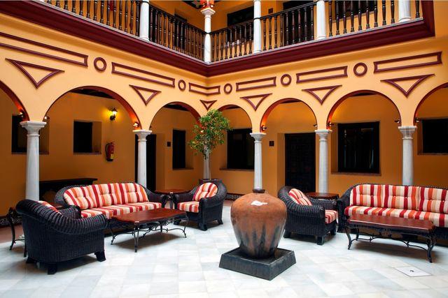 Itaca Sevilla lobby