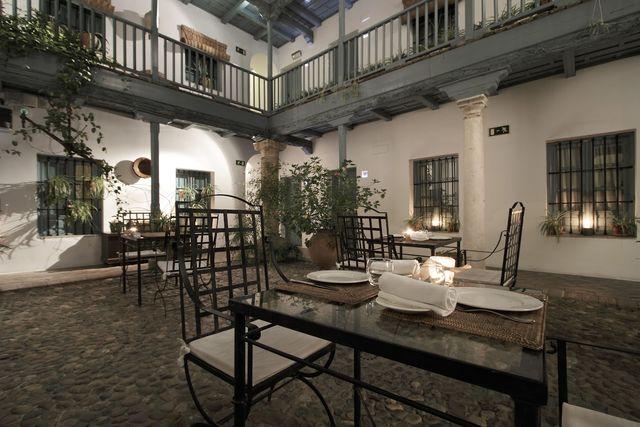 Las Casas del Rey de Baeza Sevilla terras