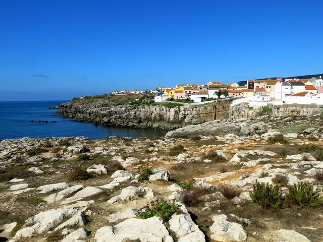 Peniche kust Portugal