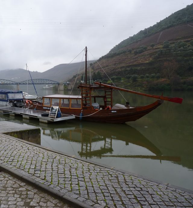 Portugal Lissabon Covas do Douro boot