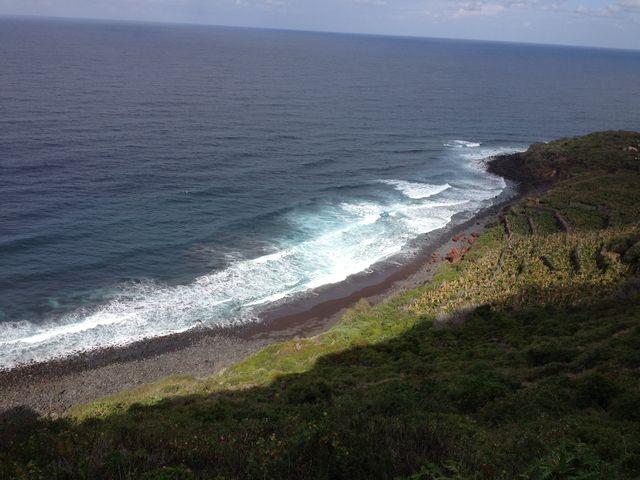 Strand Kust Canarische Eilanden Tenerife