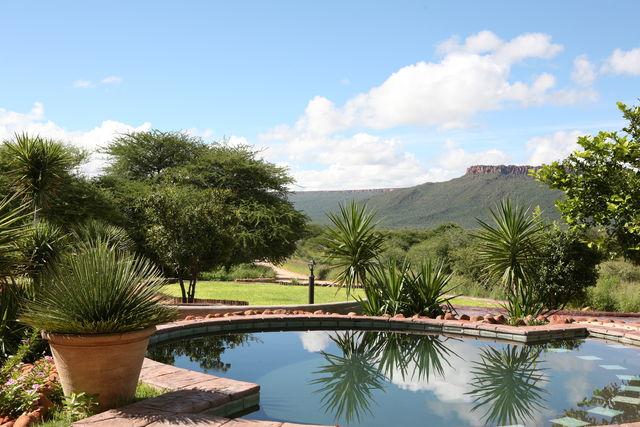 Rondreis Namibie Waterberg Guest Farm zwembad 2