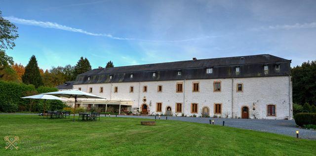 Rust en natuur in hostellerie Le Prieuré de Conques in de Ardennen | AmbianceTravel