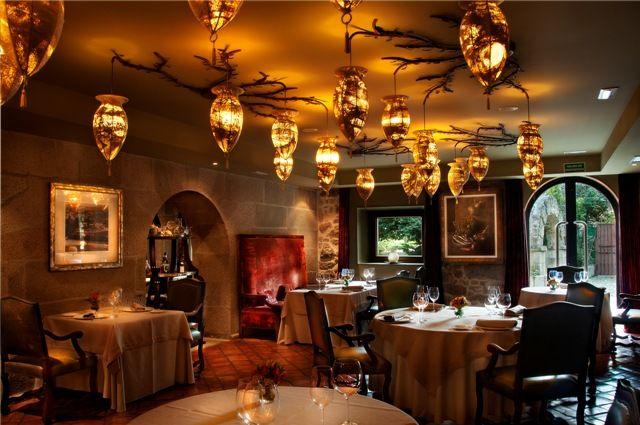 Pazo los Escudos Vigo restaurant