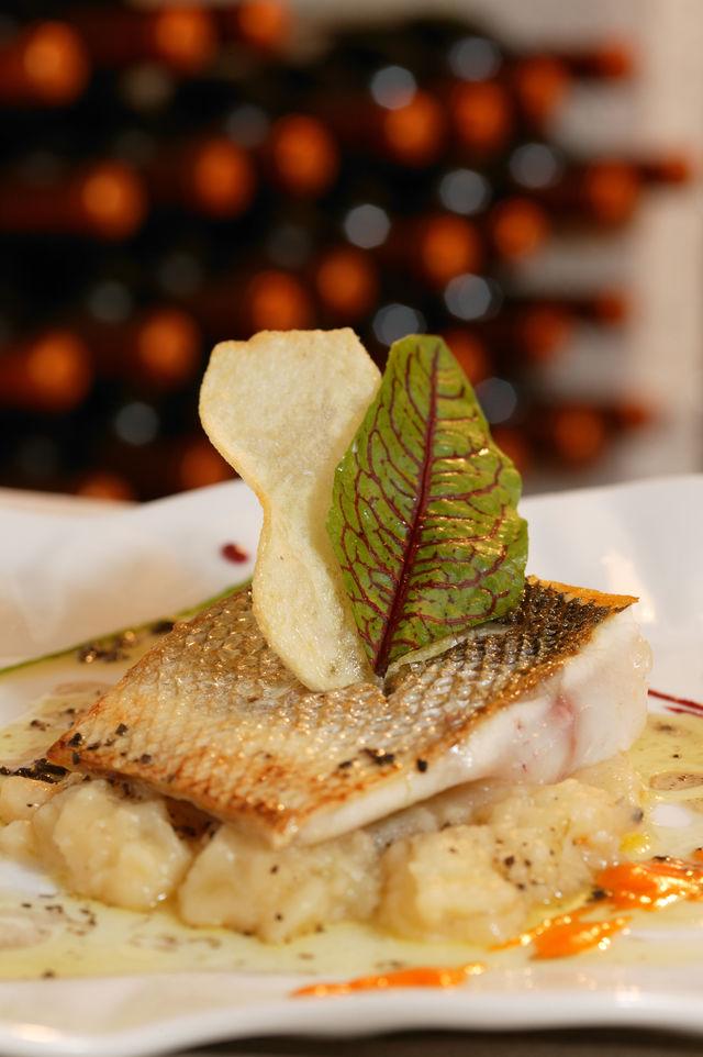 Rioja restaurant El Caseron Vitoria Gasteiz