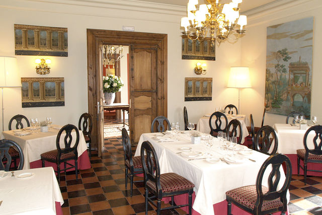 Palacio Urgoiti Mungia restaurant