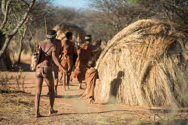 Rondreis Namibië Naankuse