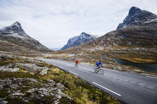 Trollstigen Plateau Sunnmøre Noorwegen