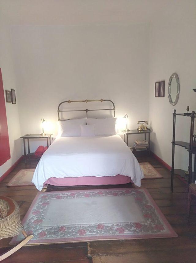 Rondreis Colombia Quindio Manizales Hacienda Venecia nog een kamer met twijfelaar