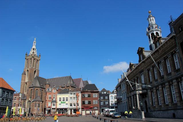 Roermond Plein Limburg