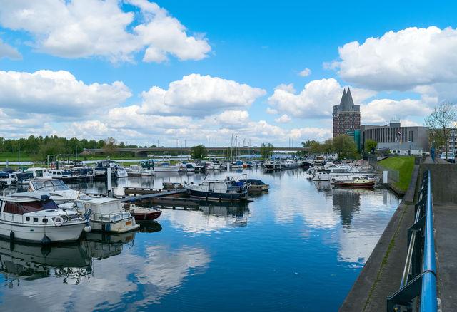 Roermond Haven Limburg