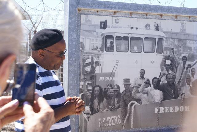 rondreis zuid-afrika Kaapstad Robben Island