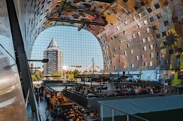 Foodhallen Rotterdam Zuid-Holland Nederland
